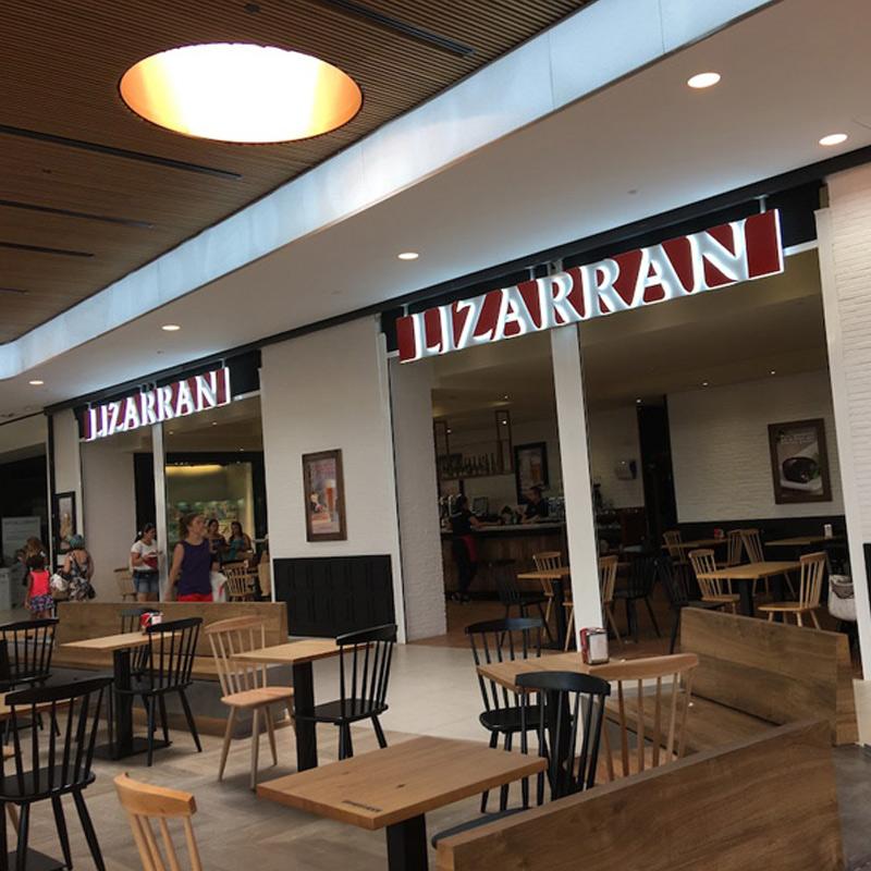NUEVA APERTURA DE LIZARRAN EN ALBACENTER