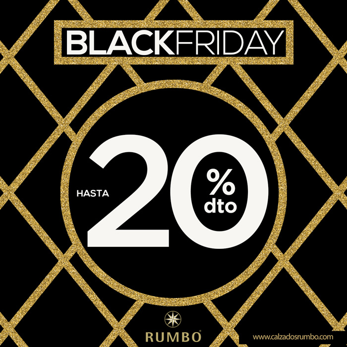 Black Friday Rumbo