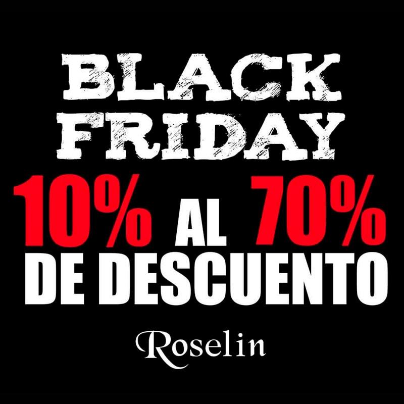 Black Friday | Roselin