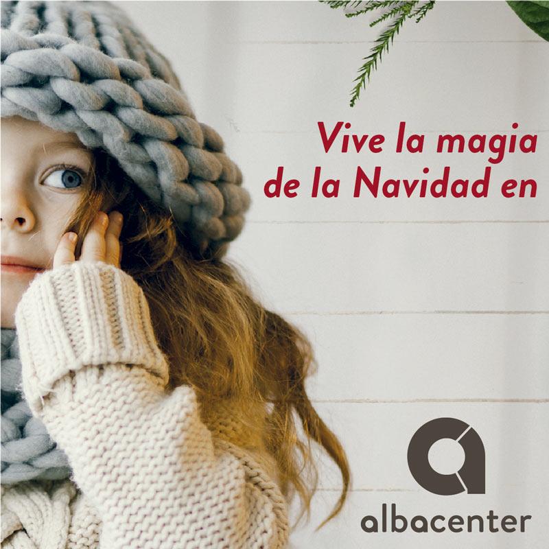 CALENDARIO DE ACTIVIDADES NAVIDADES ALBACENTER