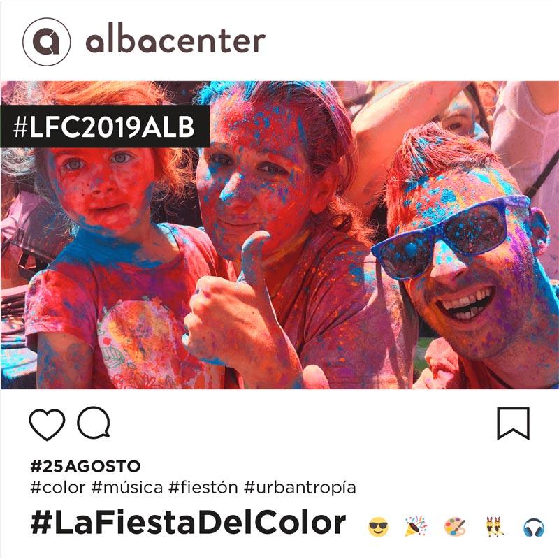 ¡¡Ya está aquí La Fiesta del Color 2019!!