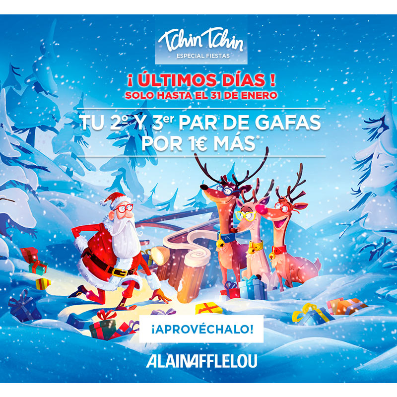 Promociones Alain Afflelou Albacenter