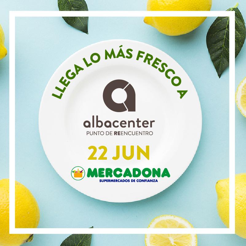 Mercadona, abre sus puertas en el Centro Comercial Albacenter, el próximo 22 de junio